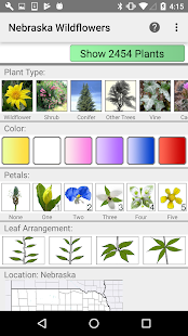 Nebraska Wildflowers- screenshot thumbnail