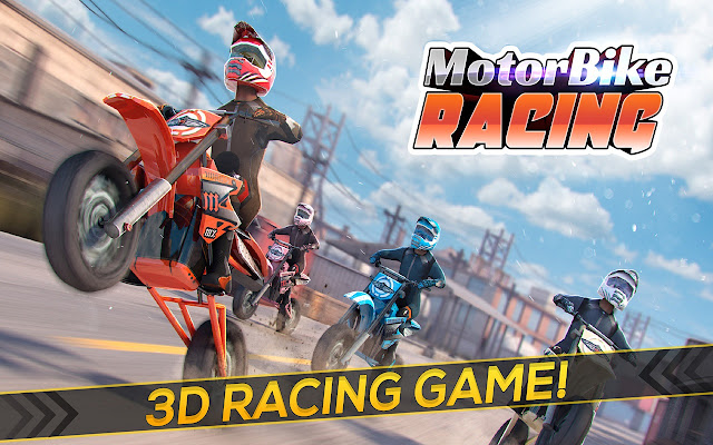 Moto Bike Racing Unblocked Game