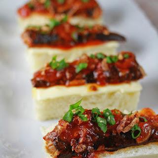 Spicy Sardine Sandwiches - Happy Birthday, Indonesia!