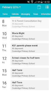 Cookridge Primary School- screenshot thumbnail