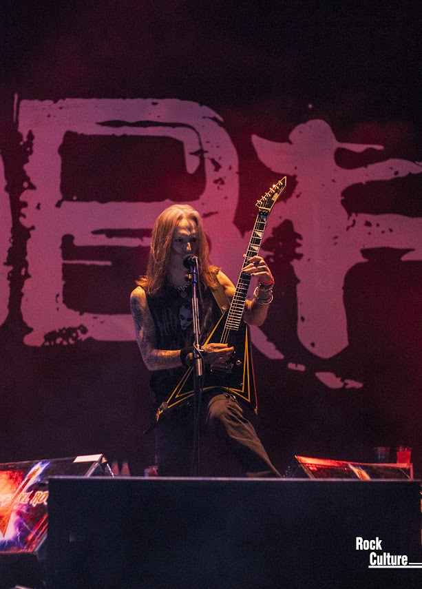 Children of Bodom Leyendas del rock