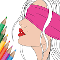 Coloring Games - Coloring Book icon