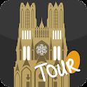 Reims Champagne  Tour icon