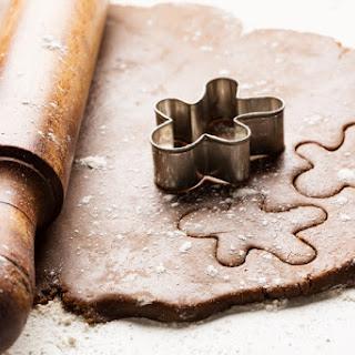 Gingerbread Dough Master Recipe
