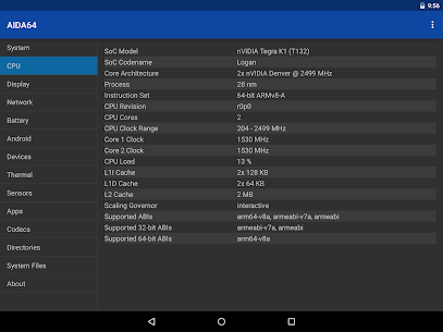 AIDA64 Premium Apk 1.65 (Cracked) 10