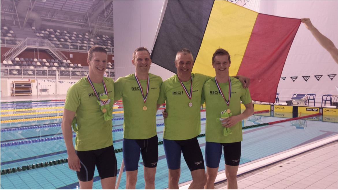 Zwemmen: NK Masters