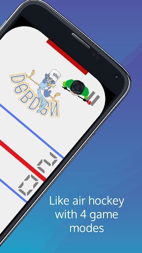 Télécharger Pocket Broomball apk mod screenshots 2