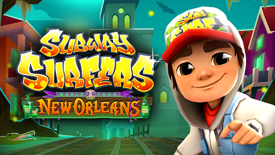 Subway Surfers MOD (Unlimited Coins/Key) 6
