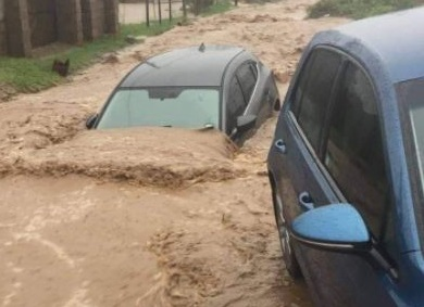 Dam levels rising as Cyclone Eloise hits Limpopo, Mpumalanga: 'To say we are worried is an understatement'