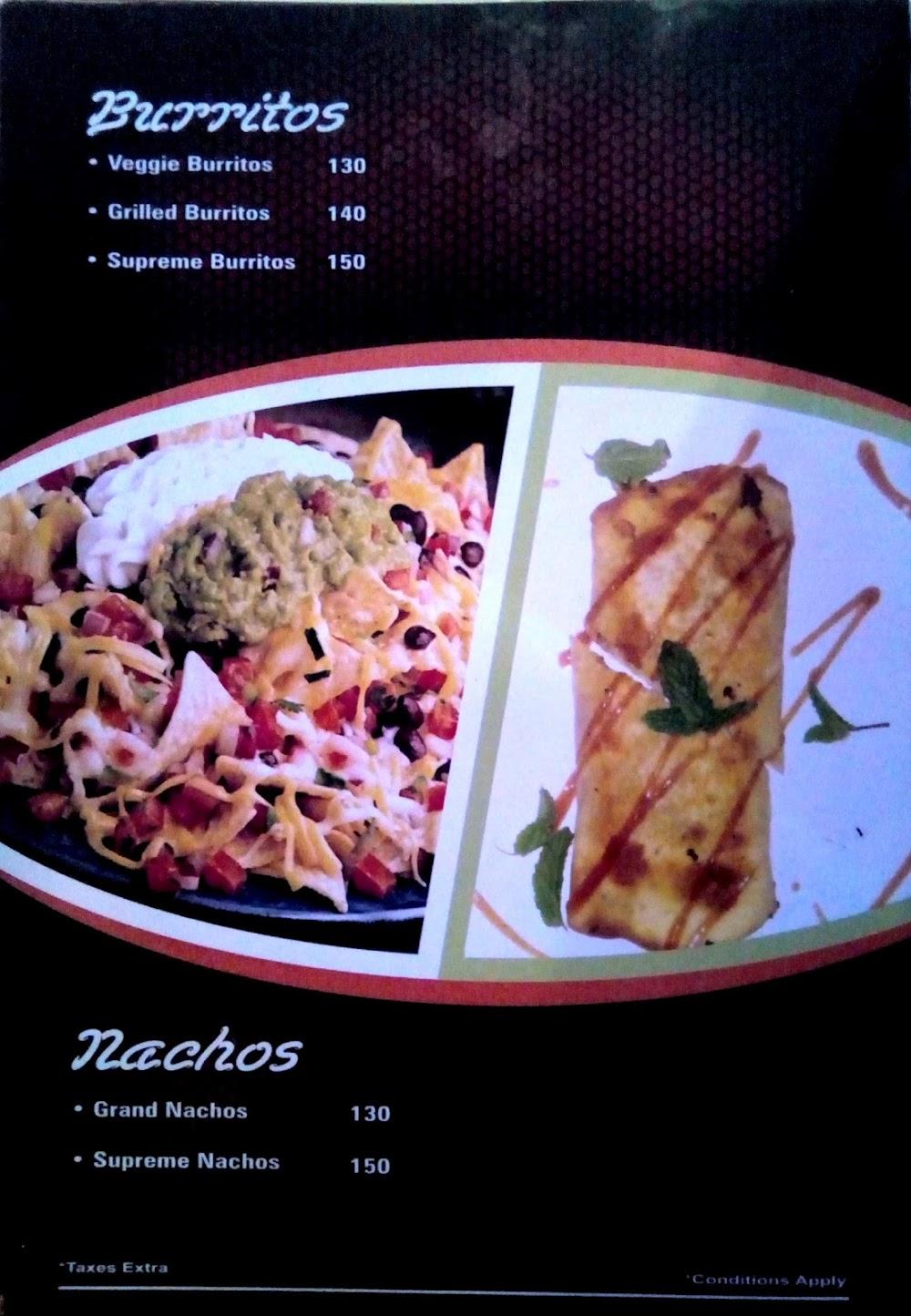 Pizza Burst Mira Road menu 7