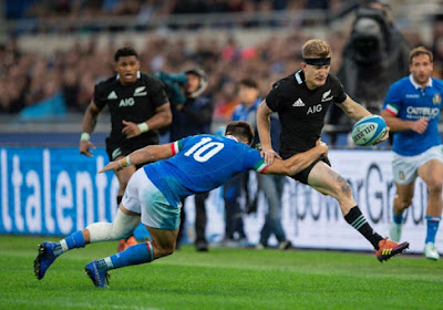Un All-Black forfait pour la Coupe du Monde
