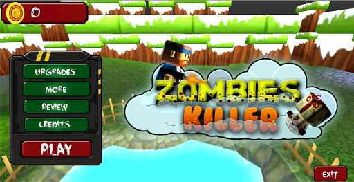 Zombie Shooter-Zombie Survival