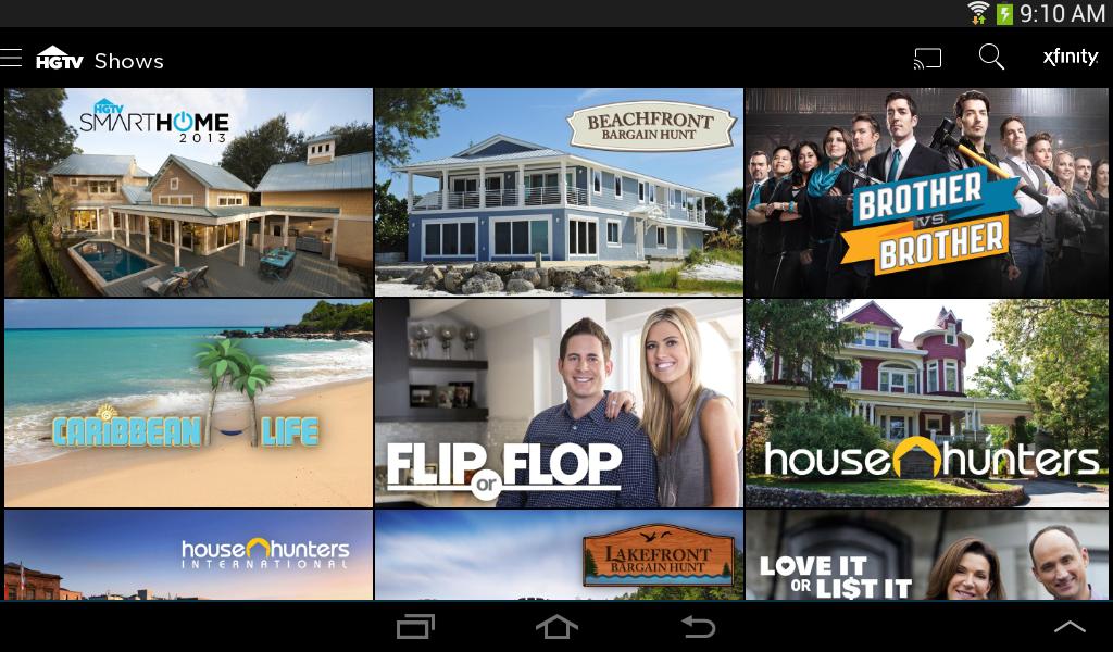 HGTV Watch - screenshot