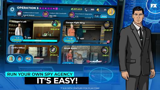 Archer: Danger Phone  screenshots 1