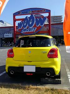 スイフトスポーツ ZC33S 6MT  H30,5のカスタム事例画像 浩幸さんの2019年01月19日19:58の投稿