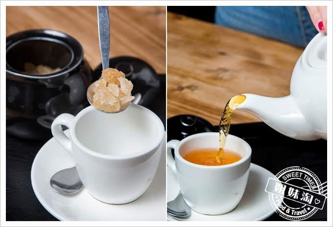 屏東南國咖啡熱水果茶
