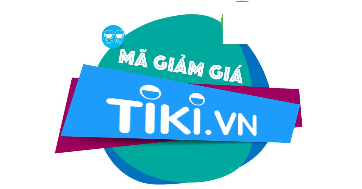 Mã khuyến mãi Tiki giúp các tín đồ mua sắm nhiều mặt hàng online hơn