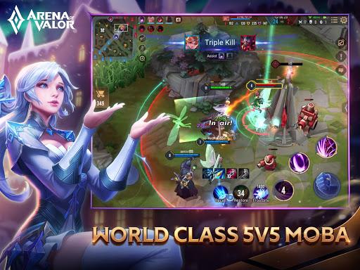 Arena of Valor: 5v5 Arena Game 1.35.1.12 screenshots 13