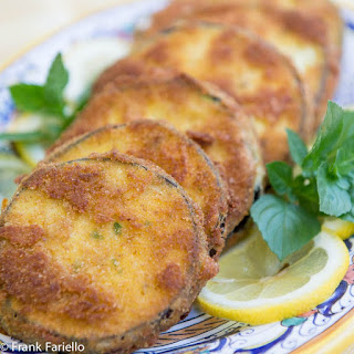 Breaded Eggplant Cutlets Recipes