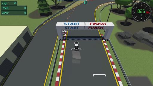 Full Drift Demo screenshot 1
