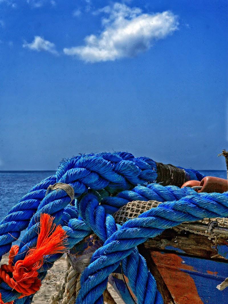 l'intreccio di corde di Fiorenza Aldo Photo