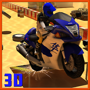 Extreme Motocross Biker 2016 for PC and MAC
