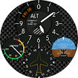 Cockpit Watch Face apk