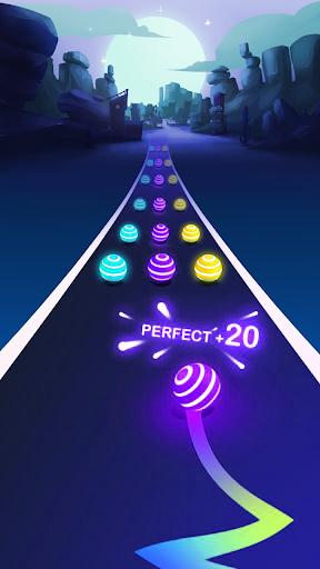 BLINK ROAD : Ball Dance Tiles - Game For BLACKPINK screenshots 5