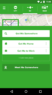 Citymapper - Bus, Tube, Rail- screenshot thumbnail