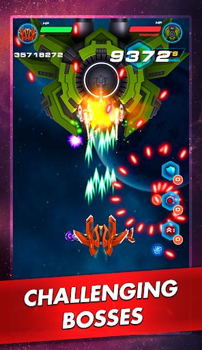 Galaxy Sky Shooter: Space Phoenix Hawk Attack 1.5 screenshots 3