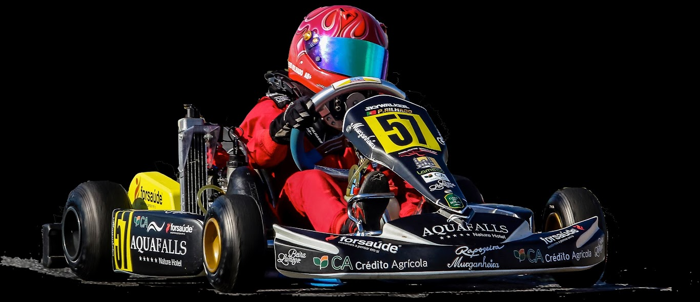 Pedro Rilhado Vice-Campeão da Rotax Max Challenge Portugal 2017