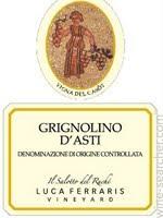 Logo for Luca Ferraris Grignolino D'Asti