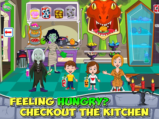 Download My Town : Haunted House MOD APK 4