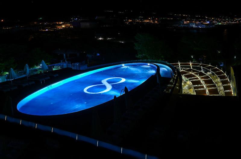 Otto in una piscina di Diana Cimino Cocco