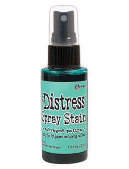 Tim Holtz Distress Spray Stain 57ml - Salvaged Patina