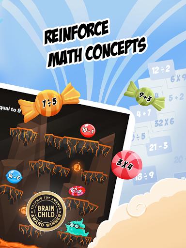 Monster Math 2: Fun Math Games. Kids Grade K-5 1137 screenshots 10