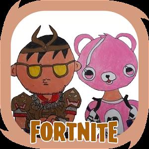 Download Fortnite Drawing Einfach Apk Neueste Version App Für