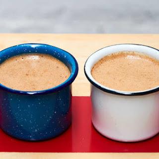 Mexican Kahlua Hot Chocolate Recipe.