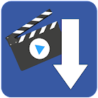 MyVideoDownloader for Facebook: download videos! icon
