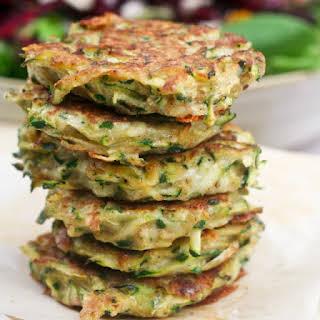 Zucchini Fritters No Flour Recipes.