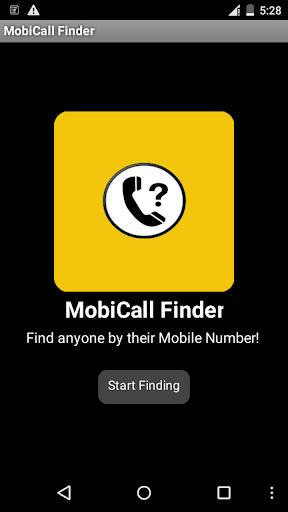 MobiCall Finder