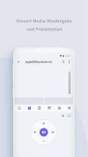 WiFi Mouse(Tastatur Trackpad)-Computer-Controller Screenshot