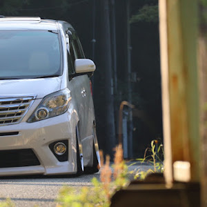 アルファード GGH20W S  23年式のカスタム事例画像 harukumaさんの2020年08月28日07:48の投稿