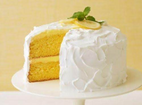 Ross Family Easy Yellow Cake
