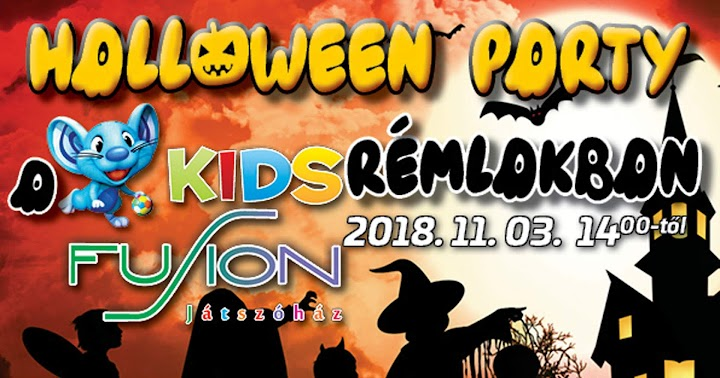 Halloween party 2018.11.03 Kaposvár
