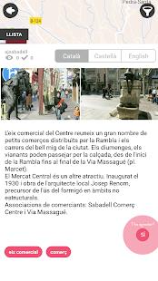 Itineraris Sabadell - náhled