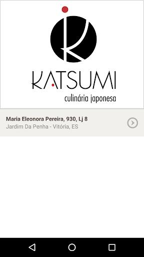 Katsumi Culinu00e1ria Japonesa 1.19 Screenshots 1