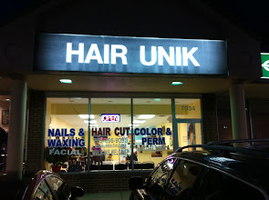 Photo: 2/6 - The hairdresser has a real high voice.