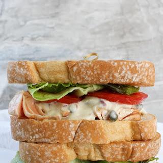 Salmon Sandwich Sauce Recipes.