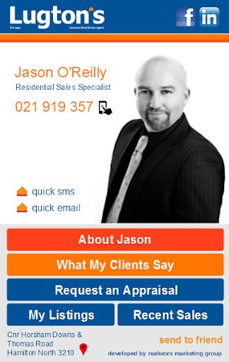 Jason O'Reilly